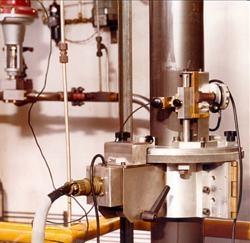 Prove di fretting corrosion su tubazione