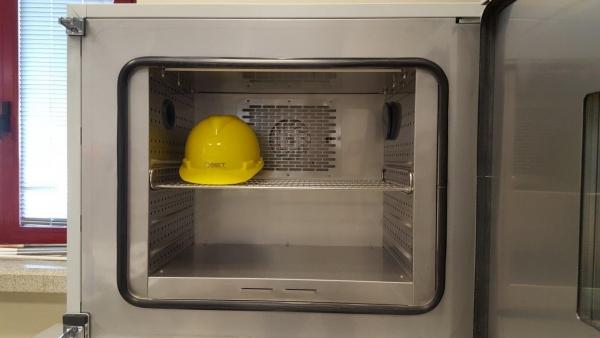Camera climatica per prove e tarature