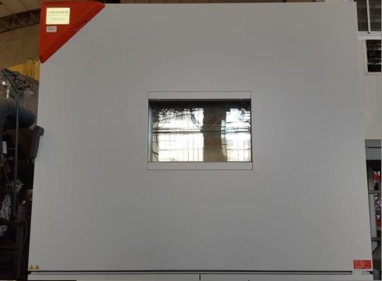 Camera climatica per prove su componenti