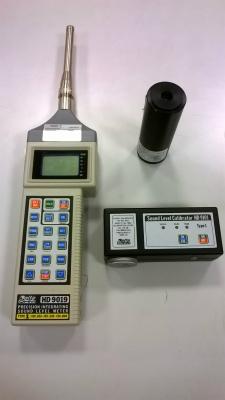 Calibratore acustico