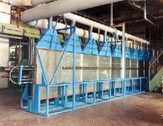 Inside tube steam condensation tests