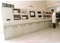 SPES plant control room