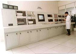 Sala manovra impianto SPES